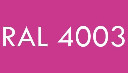 ADLER Pullex Aqua Terra - ekologický olej Velikost balení: 0,75L, Odstín RAL: RAL 4003 - fialová vřesová