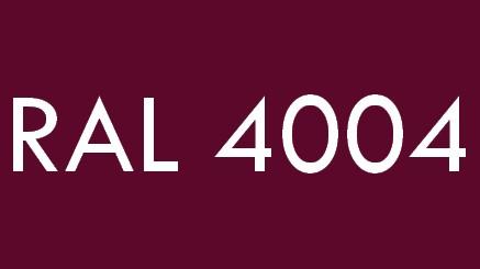 ADLER Pullex Aqua Terra - ekologický olej Velikost balení: 0,75L, Odstín RAL: RAL 4004 - fialová burgundská