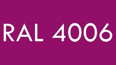 ADLER Pullex Aqua Terra - ekologický olej Velikost balení: 0,75L, Odstín RAL: RAL 4006 - purpurová dopravní