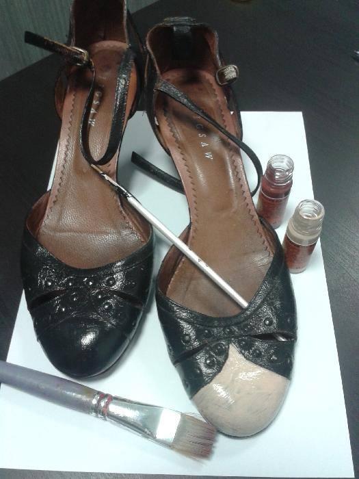 Ze starých bot nové kousky