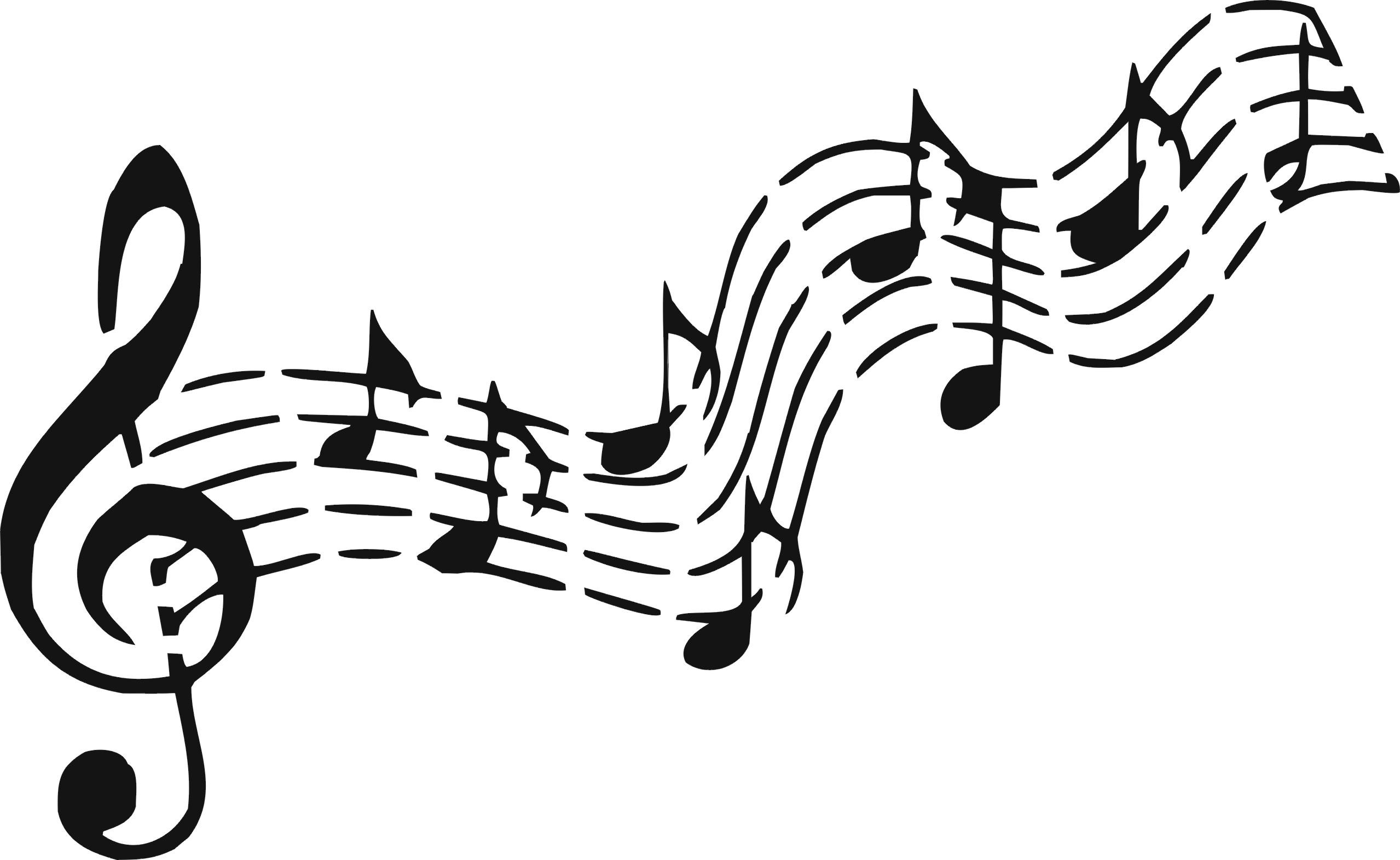 Šablony - hudební motivy