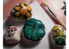 Vhodné na kamínky