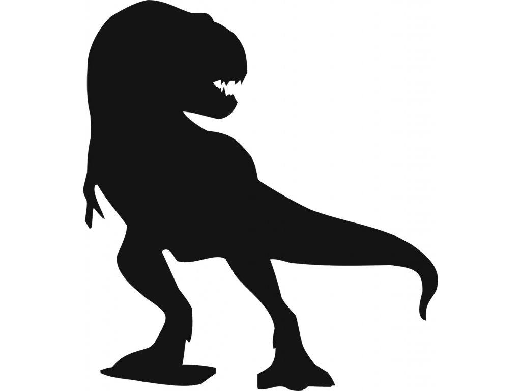 Dinosaurus - plastová šablona 310