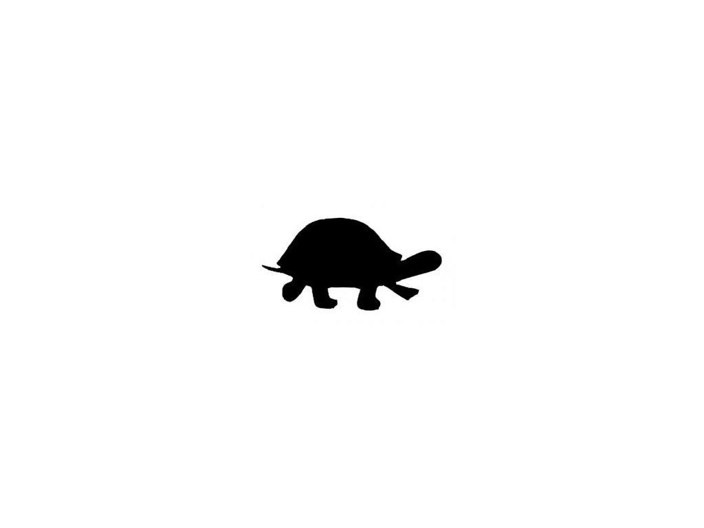 Želva - plastová šablona 072