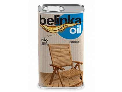 Belinka oil exterier 20171