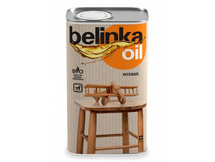 Belinka oil interier 20171