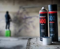 Molotow action sprays - optimalizováno pro graffiti