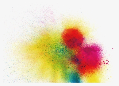 Transparent-průhledné barvy