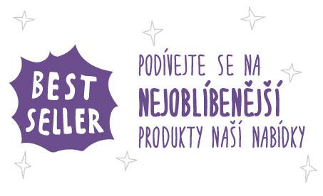 Bestseller - Nejprodávanější produkty naší nabídky