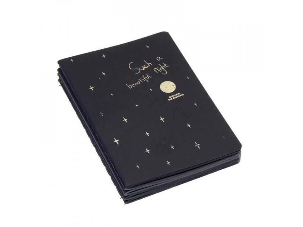Blackbook 15x21 cm