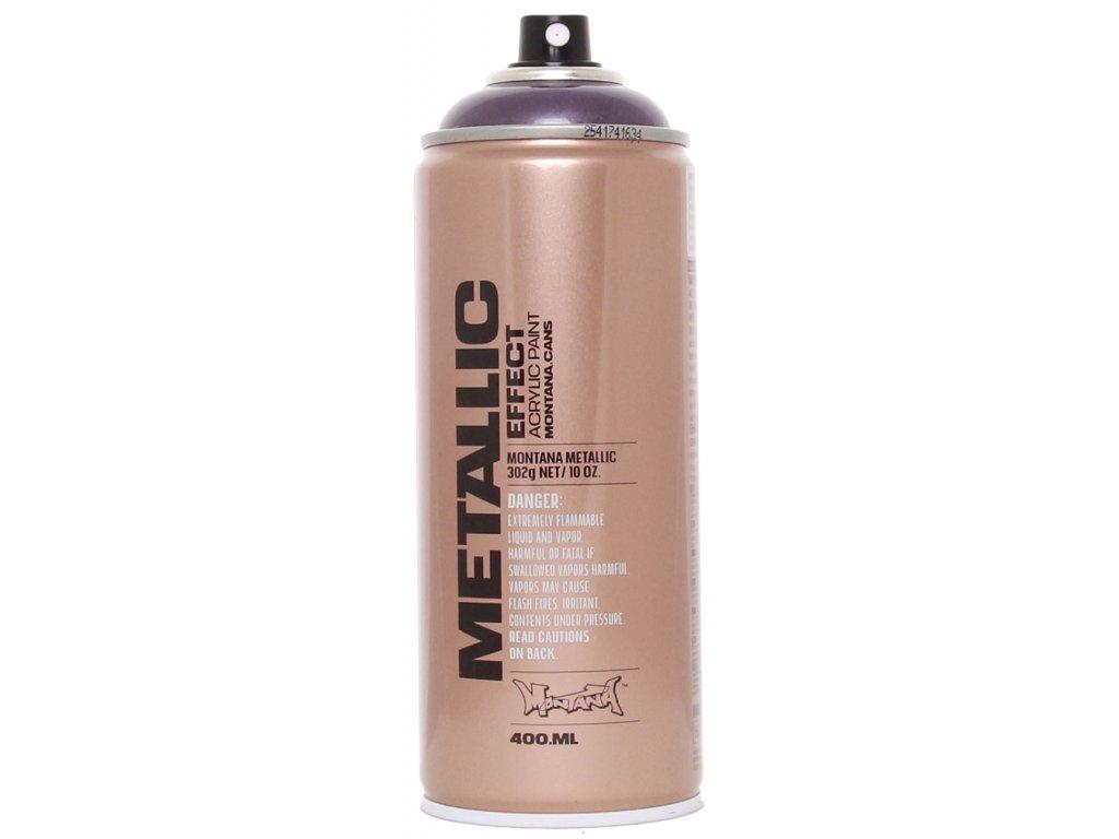 Montana Barva ve spreji metaliza