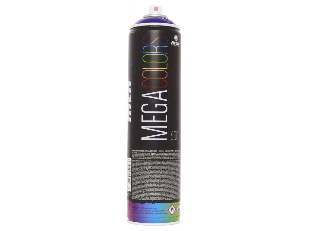 MTN barva ve spreji fialova