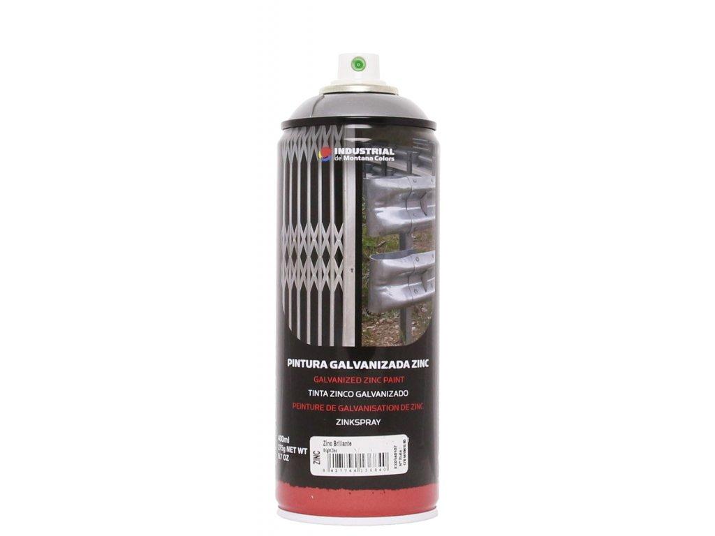 MTN zinkový sprej