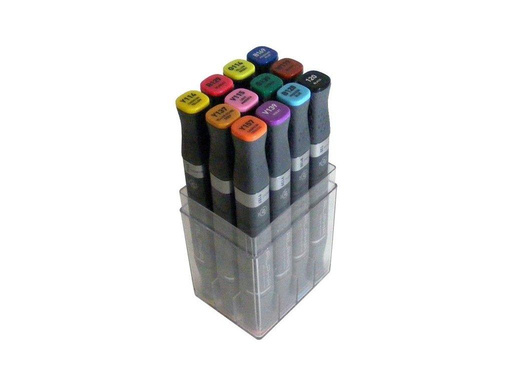 montana alpha design markers
