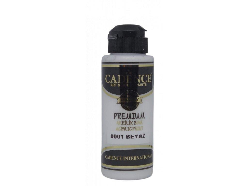 Cadence Premium akrylové barvy 120 ml