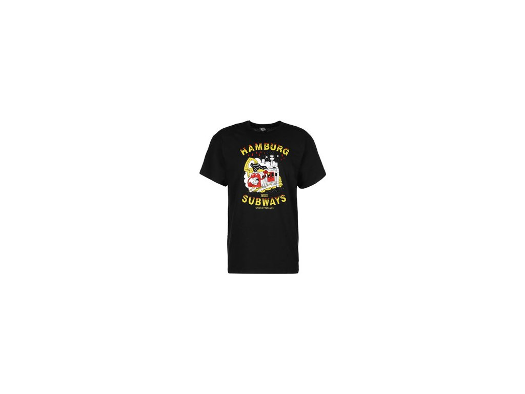 underpressure hamburg subways t shirt black 1530 medium 0