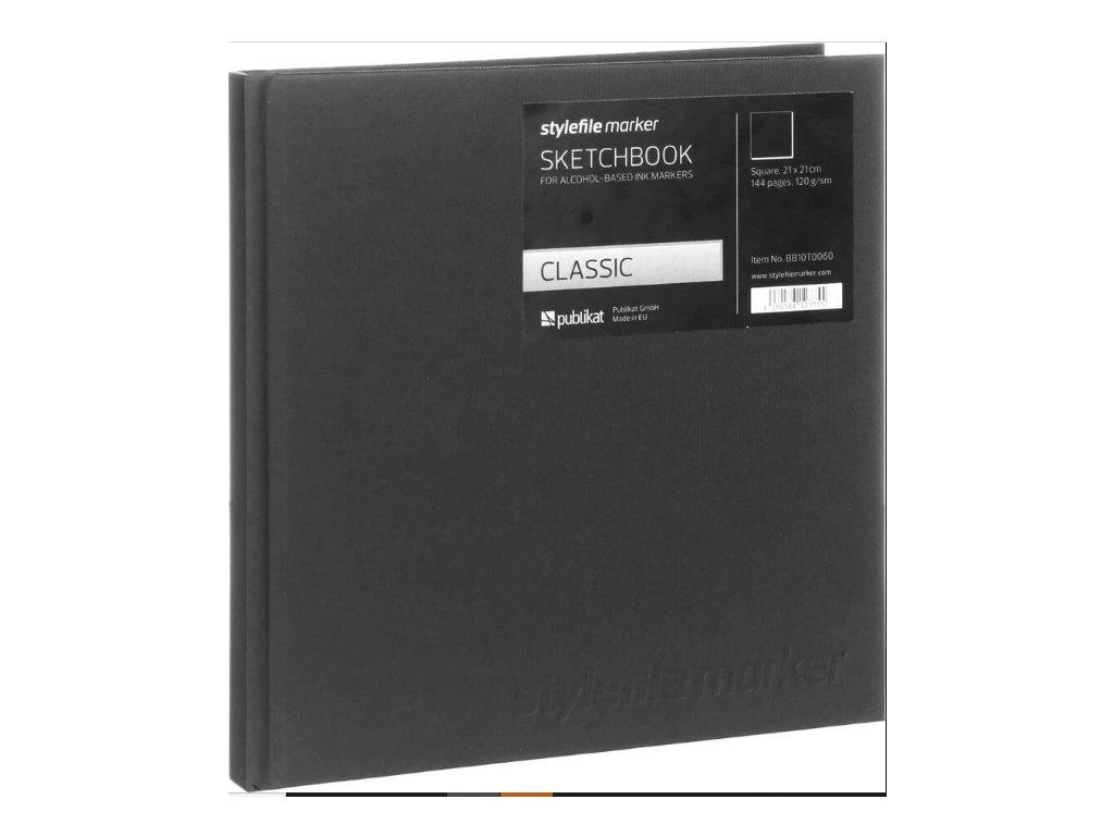 sketchbook blackbook