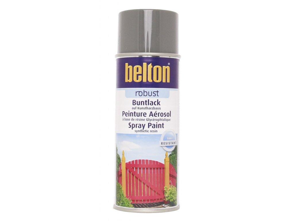 Belton barva ve spreji seda