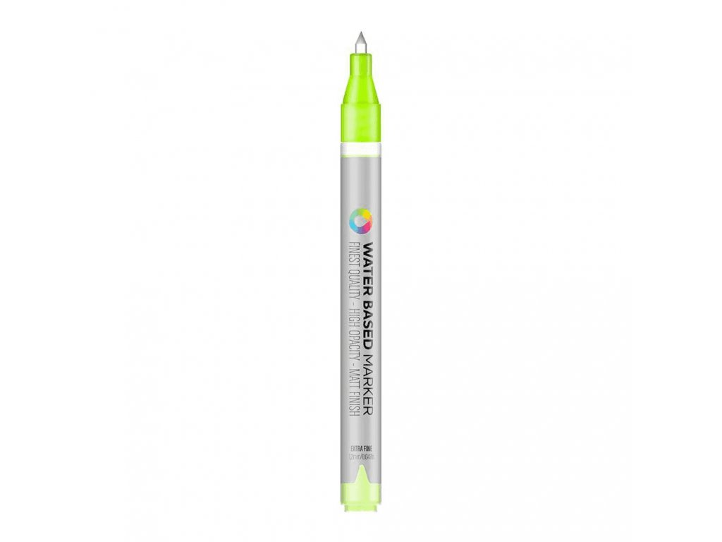 mtn water based paint marker 1 2mm extra fine