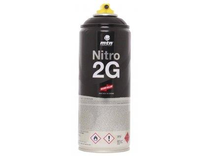 MTN 2g barva ve spreji cerna