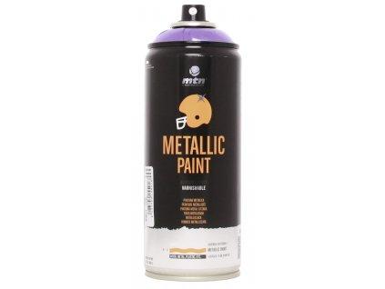 MTN barva ve spreji metaliza