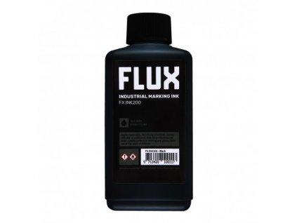 flux industrial marking ink 200 ml