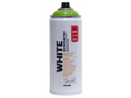 Montana White 400 ml  6 barev