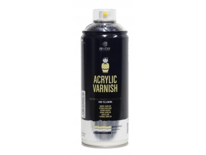 MTN Acrylic Varnish satin 400 ml  Transparentní lak