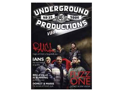 underground productions 33 magazin 910 medium 0