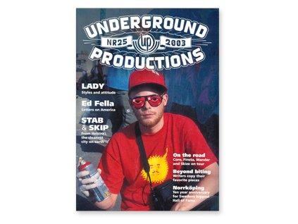 underground productions 25 magazin 90 medium 0