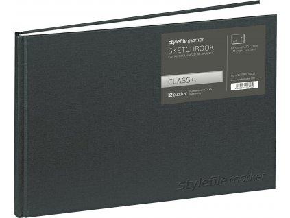 stylefile sketchbook a5 horizontal