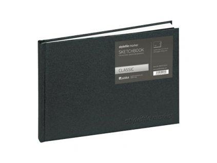stylefile classic blackbook sketchbook a5q