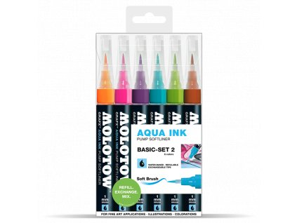 molotow aqua ink pump softliner