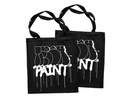MONTANA COTTON BAG FRESH PAINT BLACK TAPS 600x600