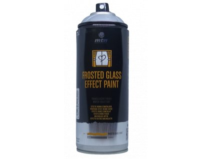 frosted glass spray