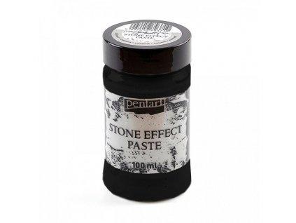 kamenna pasta pentart 100 ml anthracite PNTSP297 14