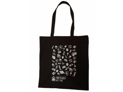 Plátěná taška - Pantograff art store