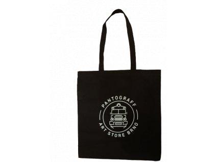 Plátěná taška - Pantograff logo