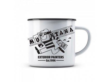 MONTANA ENAMEL MUG EXTERIOR PAINTER 45RPM 01 600x600