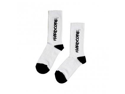 Ponožky MTN Hardcore white