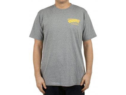 Tričko Traffx c.l.u.b  potisk na zádech