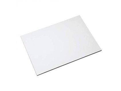 Samolepící fólie 35x50 cm  Bílá lesklá