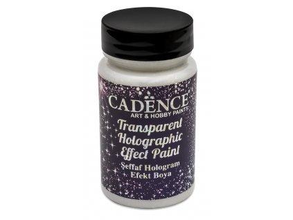 Transparent Holographic