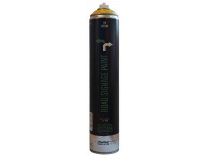 MTN Road marking spray 750 ml  Bílá a žlutá