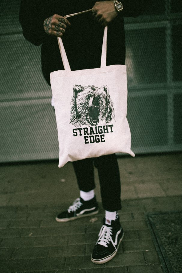 "YOUTH: bag ""bear"""