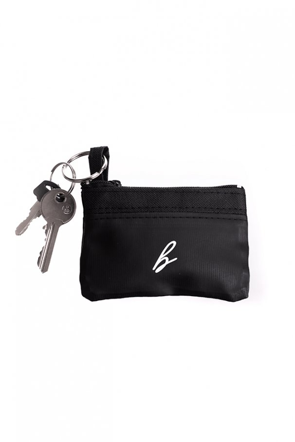 "key wallet ""b"" black"