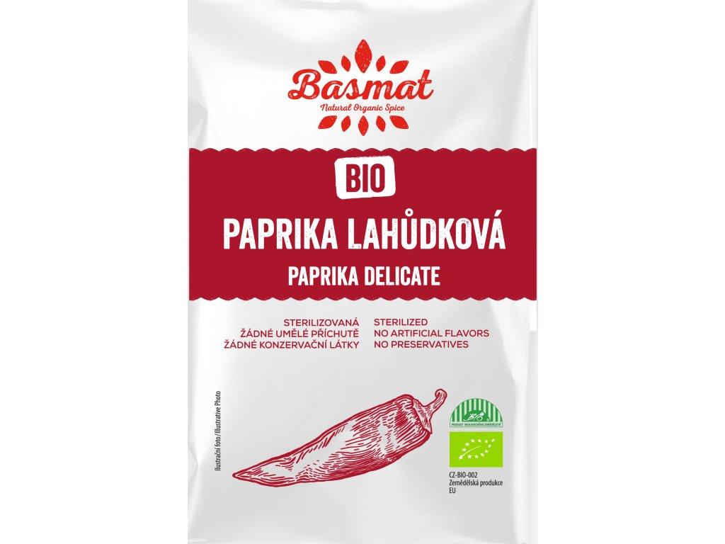 Basmat Bio Paprika Lahůdková 30g