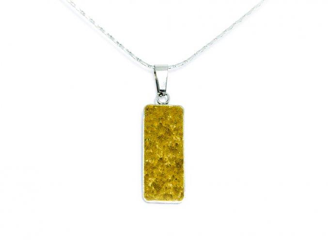 nahrdelnik simple yellow