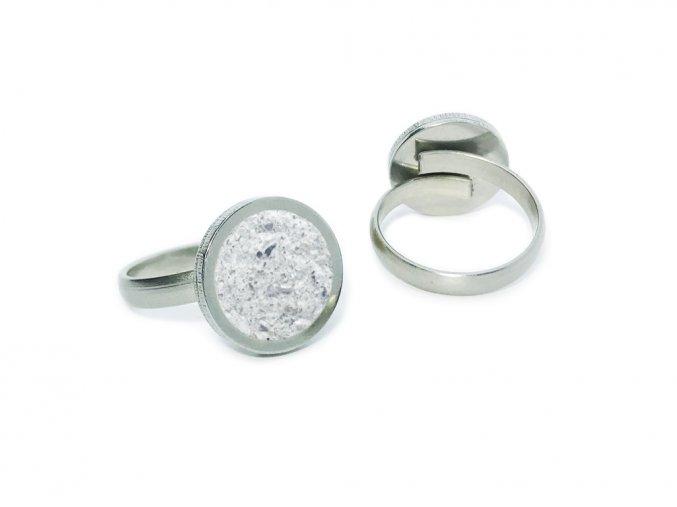 prstynek round ring grey