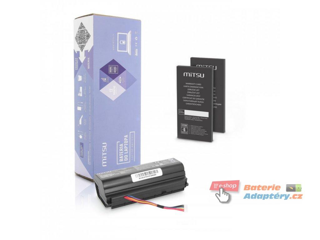 Baterie mitsu Asus G751, GFX71